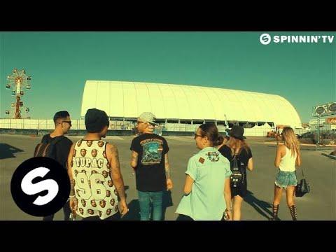 Breathe Carolina vs Y&V - Hero (Satellite) [Official Music Video]