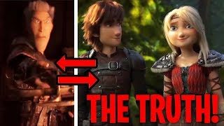 10 Shocking Secrets You Didn't Know About How To Train Your Dragon 3