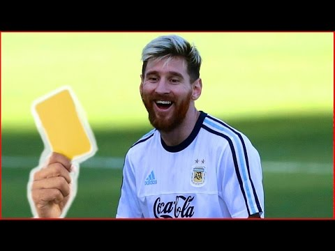 Best Funny Yellow Cards In Football History