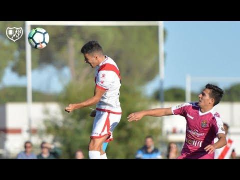 @RVMOficial Resumen del Real Valladolid 1 -  Rayo 1