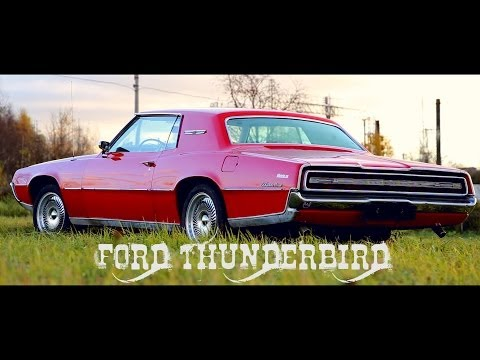 #MUSCLEGARAGE Буревестник (Ford Thunderbird 1967 Review)