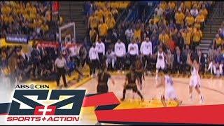 The Score: Cavaliers' battle against Warriors continues