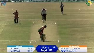 Africa T20 Cup (Border vs Mpumalanga)