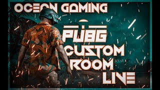 UNLIMITED CUSTOM ROOMS    PUBG MOBILE LIVE 💣💣   SUBSCRIBE & JOIN ME 🔥🔥🔥