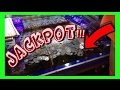 Wheel Of Fortune Coin Pusher JACKPOT TICKET WIN!!!