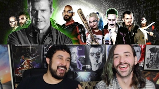 MEL GIBSON In Talks To DIRECT SUICIDE SQUAD 2!!!