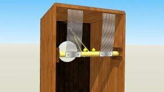 Build Snare Cajon Drum - Homemad Cajon Tutorial