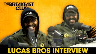 The Lucas Brothers On Switching From Law School To Film, Comedy, 'Judah The Black Messiah' + More