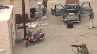 멕시코(MEXICO) 특수부대 약쟁이 검거 영상 !