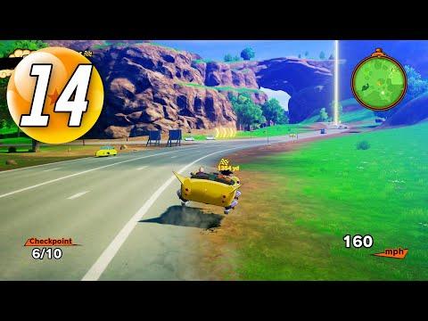 Dragon Ball Z: Kakarot - Part 14 - STREET RACING