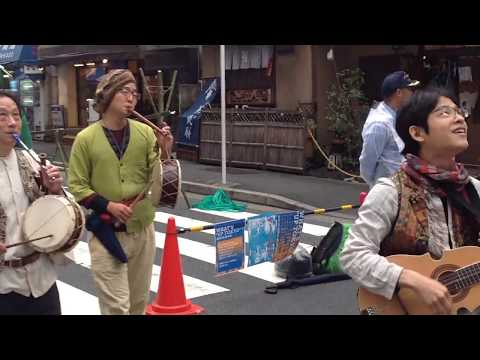 Trans Arts Tokyo アート縁日 近藤治夫 / 氏家厚文 / 金井隆之