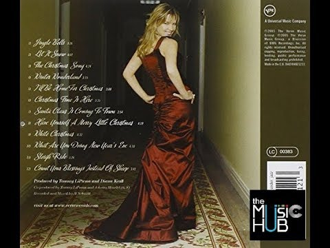DIANA KRALL ❖ Christmas Songs [FULL CD]