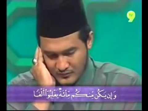 Akademi Al Quran 2007   1 Anuar flv   YouTube