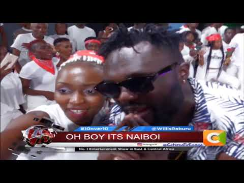 10 OVER 10 |Naiboi and Brown Mauzo on the ten