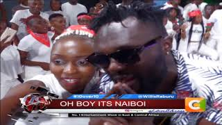 10 OVER 10  Naiboi and Brown Mauzo on the ten