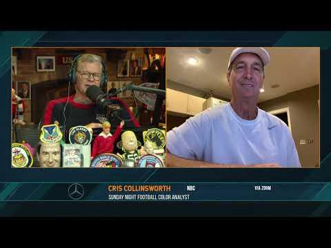 Cris Collinsworth on the Dan Patrick Show Full Interview | 9/16/21