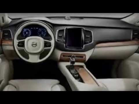 new 2015 volvo xc90 review exterior interior engineer interview at volvo ocean race youtube. Black Bedroom Furniture Sets. Home Design Ideas