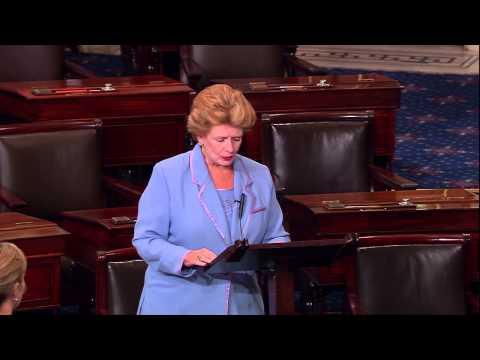 Senator Stabenow speaks up for Detroit