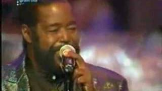 Pavarotti and Barry White - My first, my last, my everything... subs. en español