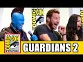 Guardians Of The Galaxy 2 Comic Con 2016 Chris Pratt ...