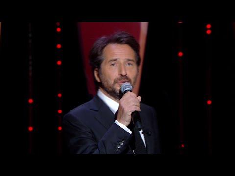 """Edouard Baer introduit la cérémonie de cloture """"Festival de Cannes je t'aime"""" - Cannes 2018"""