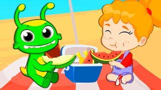 Новый эпизод! Groovy Марсиани & Phoebe | Важно учиться защищать себя от солнца.