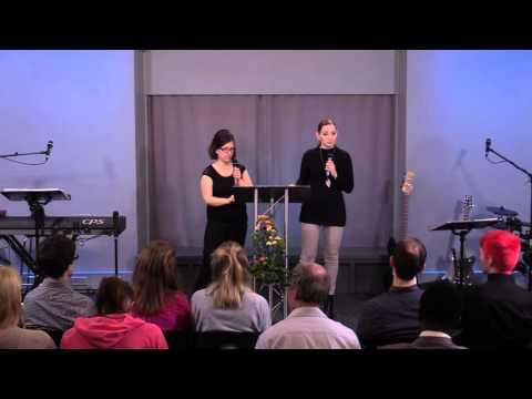 Rev. Jana Pauls @ River Helsinki - 3rd April 2016