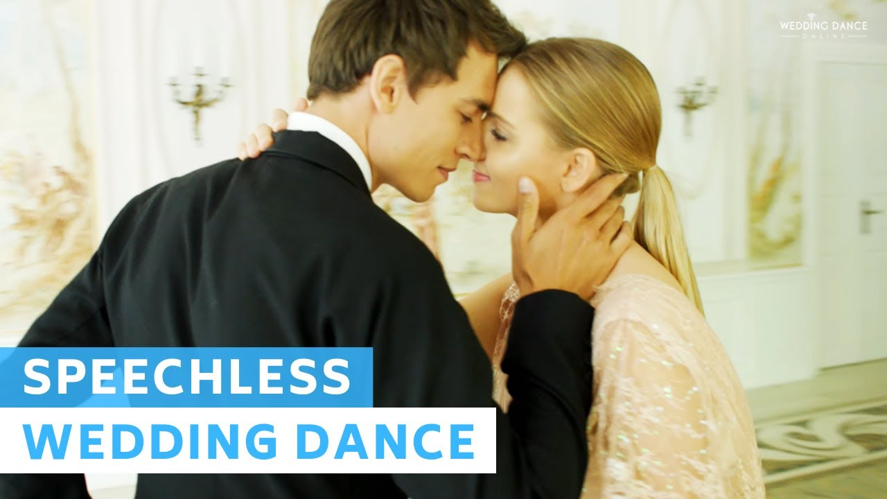 Dan + Shay - Speechless | Wedding Dance Choreography | Waltz | First Dance | Celebrity Wedding Song