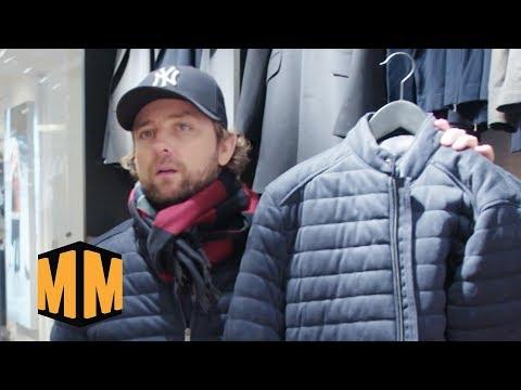 Vestkantmannen er påståelig på shopping  Martin og Mikkelsen S2E21