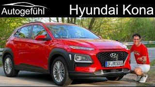Hyundai Kona Full Review New Suv Kauai- Autogefühl