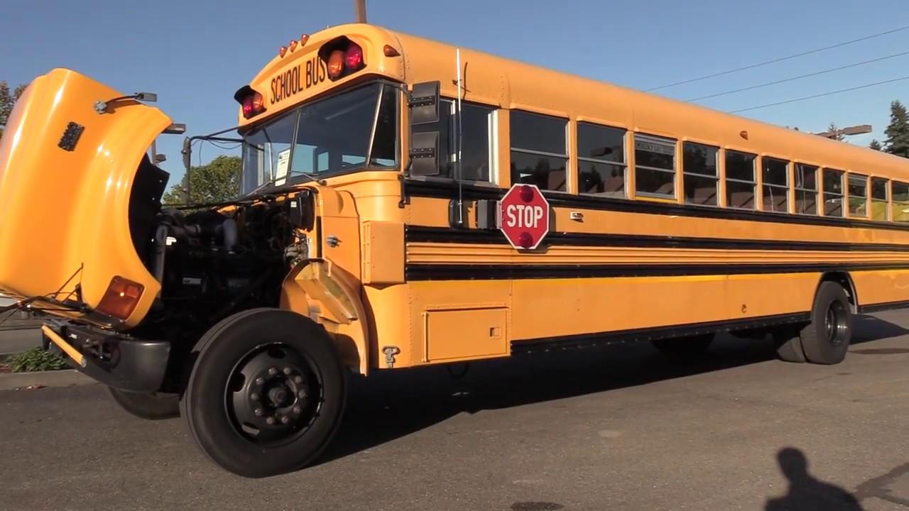 1999 International Bluebird Conventional School Bus - B39409