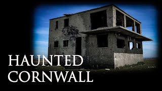 HAUNTED CORNWALL | Davidstow Control Tower Ghosts | Paranormal Investigation