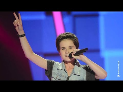 Jack Sings Classic  The Voice Kids Australia 2014