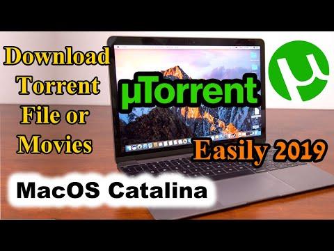 Download Torrent In MacOS Catalina | Watch Torrent Movie Online | 2019 Easily