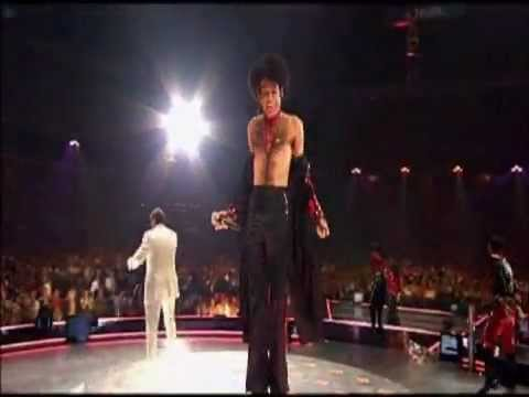 Bobby Farrell @  Toppers 2006 Live