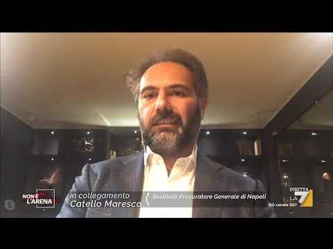 """Scarcerazione Boss Zagaria, Catello Maresca (Sostituto Procuratore Di Napoli): """"Rammaricato Per ..."""