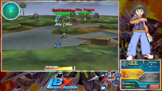 #03 On récup Achille ► LBX (Little Battlers Experience) Let's Play FR HD