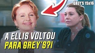 Amelia DESISTIU do Owen?! Nico e  Glasses PRECISA MUDAR! | Grey's Anatomy 15x16