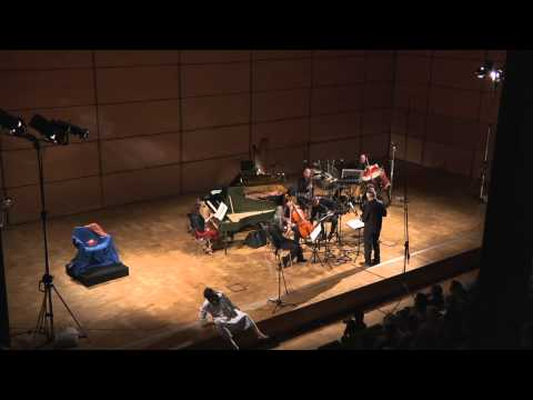 Divertimento Ensemble - Maxwell Davis - Eight Songs for a Mad King - MiTo