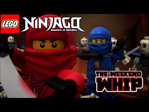 The Weekend Whip - Ninjago Tribute (The Fold)