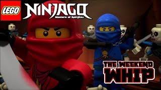 The Weekend Whip Ninjago Tribute The Fold