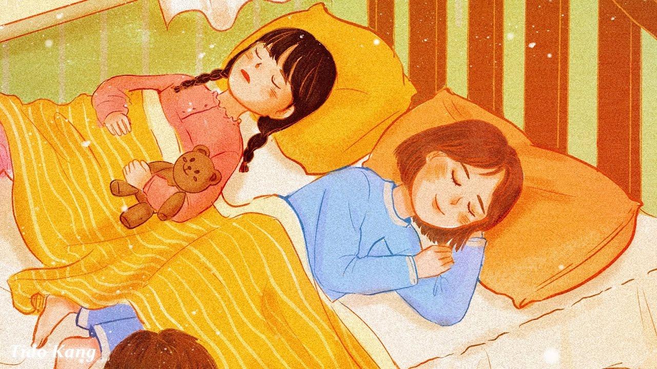 3 Hours Relaxing Sleep Music🎵 Deep Sleeping Music, Stress Relief Music, Rain ASMR | Dream