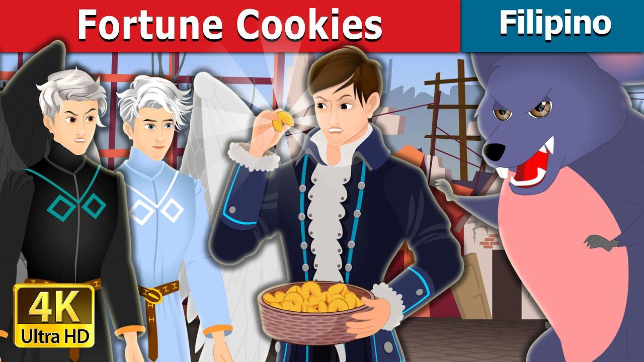 Fortune Cookies | Kwentong Pambata | Filipino Fairy Tales