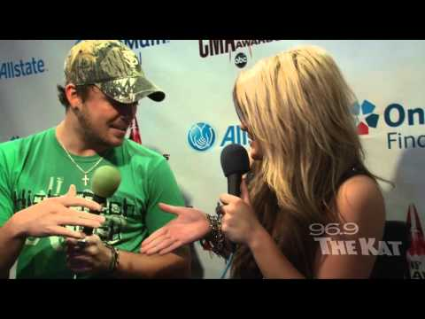 Lauren Alaina and Stephen Liles Love Connection! Thanks to 969 The Kat