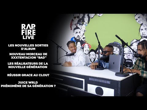 Nouveau morceau de XXXTentacion, Sorties de la semaine #LiveRapFire