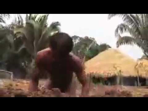 Tribes burying children alive .