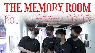 라포엠(LA POEM) 데뷔 1주년 기념 사진 전시회 …