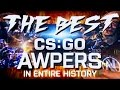 CS:GO   THE BEST 3 AWP PLAYERS in HISTORY OF CS:GO!!! (Are You Kidding ME!?, Inhuman reactions)