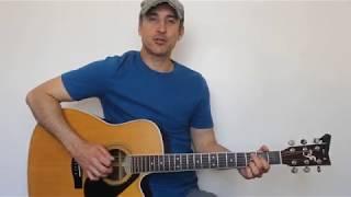 Lose It - Kane Brown - Guitar Lesson | Tutorial