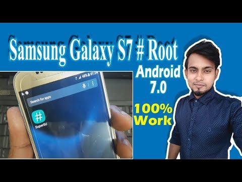 Samsung S7 Root Android 7.0 Nougat   SM-G930F/SM-G930FD Root   How To Root Samsung Galaxy S7